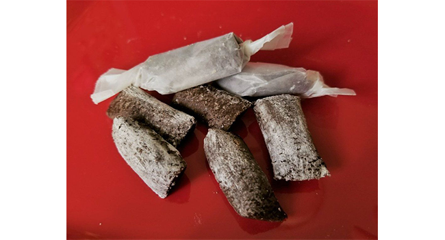 Chai Tea Infused Tootsie Rolls