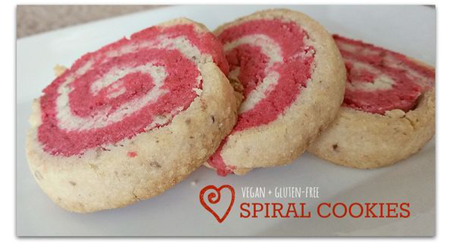 Gluten-free Swirl Cookies Recipe