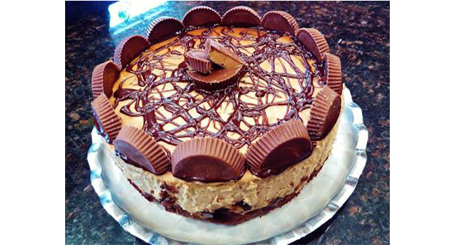 Guest Post: Peanut Butter Cup Brownies