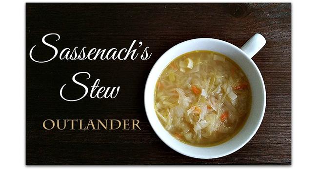 Sassenach's Stew (aka Claire's Cabbage Soup)