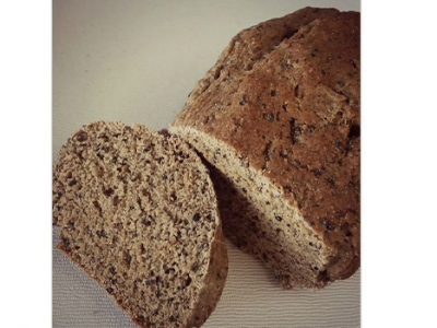 Spent Grain Oat Bread